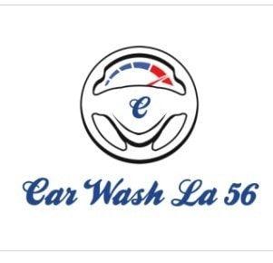 Logo Car Wash la 56 zipaquira