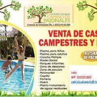 VENTA PROYECTO CONDOMINIO CASAS CAMPESTRES PACHO